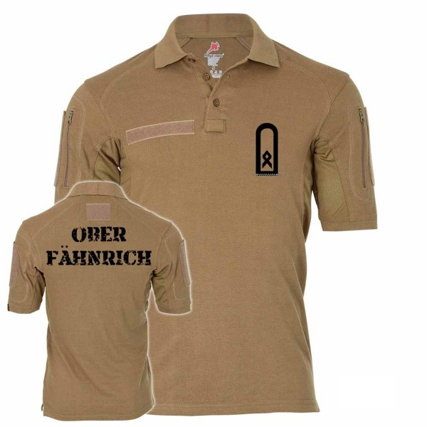 Tactical Polo Shirt Alfa - Midshipman rank epaulette # 19106