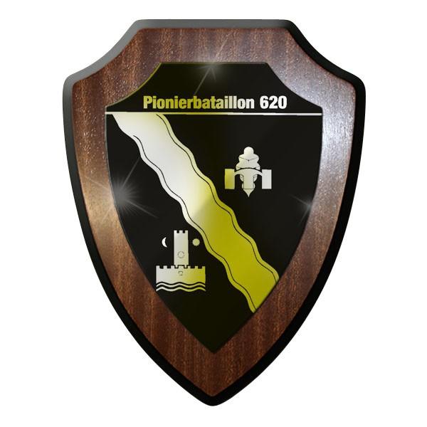 Wappenschild - Pionierbataillon 620 PiBtl Pioniere Bataillon Bund #8860