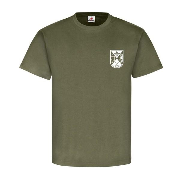 PzGrenBtl 908 Stay BACK 100 Meters or you will be shot-Bundeswehr T Shirt #11531
