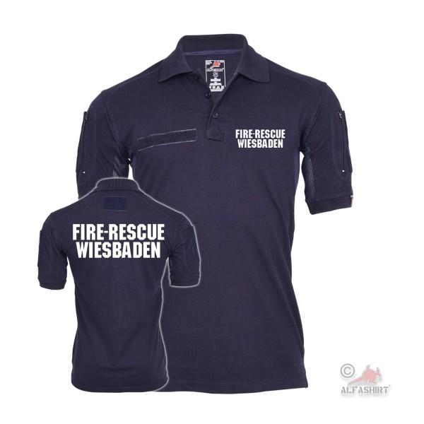 Tactical Polo Fire Rescue Wiedbaden.#K00452