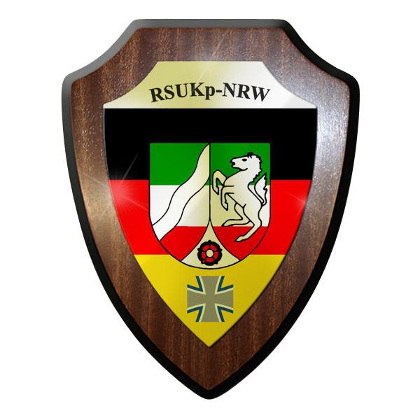 Wappenschild - RSUKp Regionale Sicherungs- und Unterstützungskräfte #11648