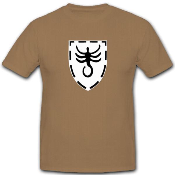 """1Kp Lehr Bataillon """"Kampf Gruppe v.d. Heydte"""" Ramcke Brigade T Shirt #5110"""