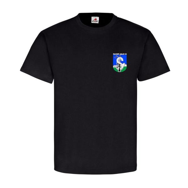 Sichab JaboG 34 TYPE 2 backup squad fighter-bomber squadron - T-shirt # 12194