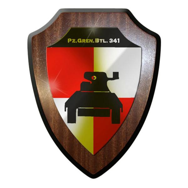 Wappenschild / Wandschild / Wappen - PzGrenBtl 73 Panzergrenadierbataillon #6989
