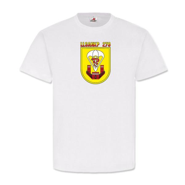 LLSanKp 270 - Bundeswehr Germany Wall Sign Military Unit - T Shirt # 11192