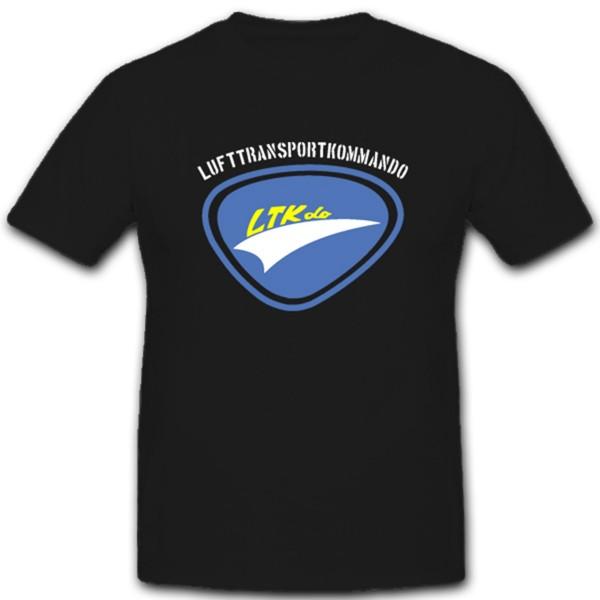 Lufttransportkommando LTKdo Luftwaffe Bundeswehr BW - T Shirt #1577