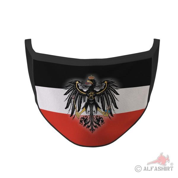 Mundmaske Preußen Adler Heimat Stolz Gesicht Maske Adler Nase #35448