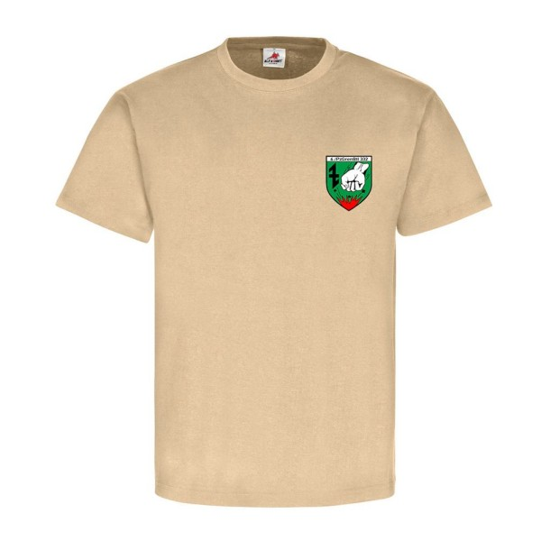 Pzgrenbtl 322 Panzergrenadierbataillon Beobachtungspanzer T Shirt #6060