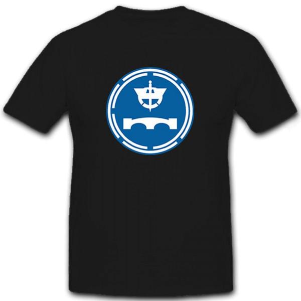 WTD 51 Wehrtechnische Dienststelle Bundeswehr Pioniere - T Shirt #6860