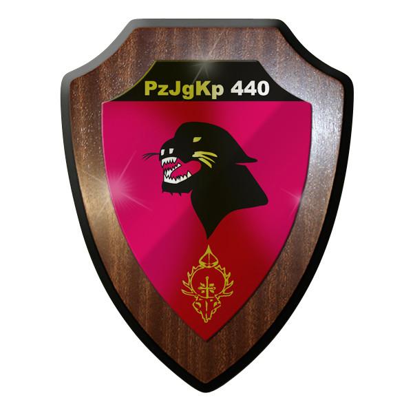 Wappenschild -PzJgKp Panzerjägerkompanie 440 Heer Bundeswehr Bund Bw #9279