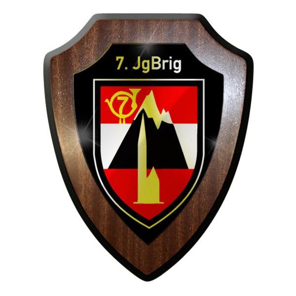 Wappenschild - 7. JgBrig Jägerbrigade Brigade Österreich Austria #10070