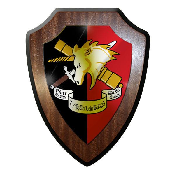 Wappenschild - PzArtLehrBtl 325 Panzerartillerielehrbataillon Abzeichen #9065