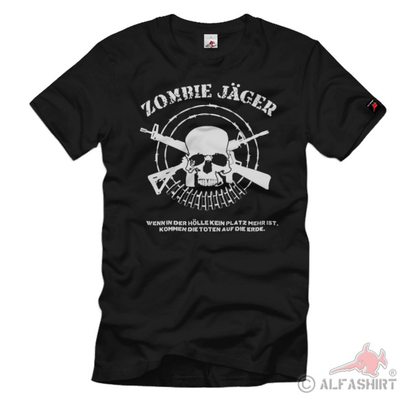 Zombie Hunter M4 Dead Untoter Beisser #158