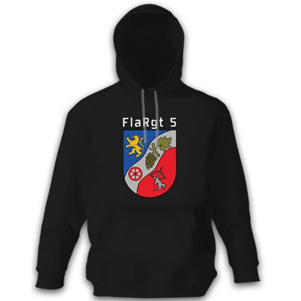 FlaRgt 3 anti-aircraft regiment anti-aircraft Bundeswehr BW - Hoodie # 10640