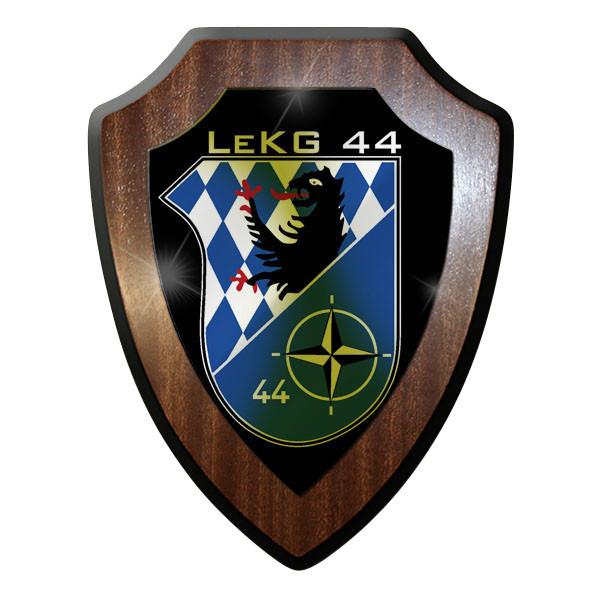 Wappenschild / Wandschild / - LeKG 44 leichtes Kampfgeschwader Wappen #8922
