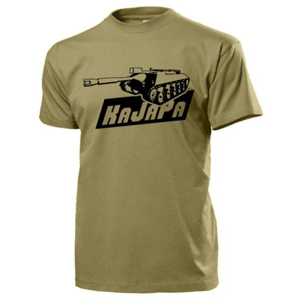 KaJaPa Kanonenjagdpanzer Bundeswehr Panzer KanJPz - T Shirt #14780