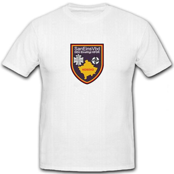SanEinsVbd DEU EinsKtgt KFOR- T Shirt #6153