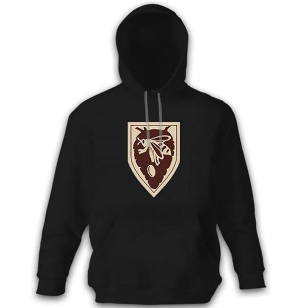 North Carolina Army National Guard Coat of Arms Hoodie # 10656