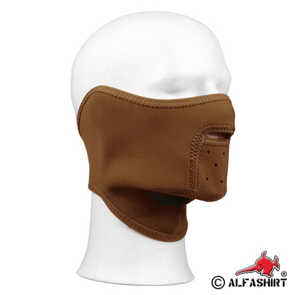 Tactical Neoprene Face Mask Sand Winter Balaclava Ustary Biker # 17390