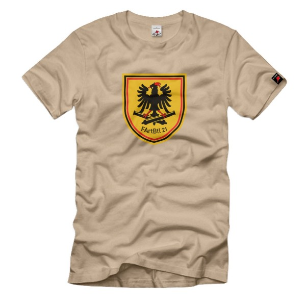 FArtBtl 21 Field Artillery Battalion Field Artillery Battalion 21 - T Shirt # 11337