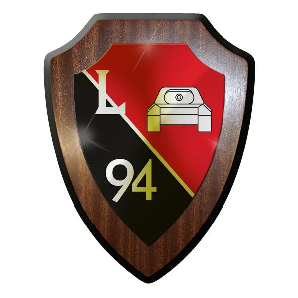 Wappenschild - PzLehrBtl Panzerlehrbataillon 94 Panzer Bataillon Heer #9306