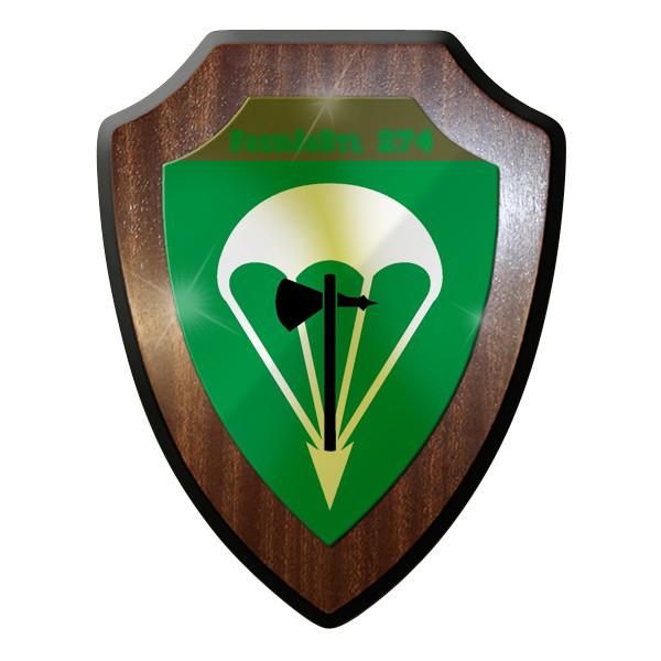 Wappenschild - FschJgBtl 274 Fallschirmjäger Bataillon Luftlande Brigade #9255
