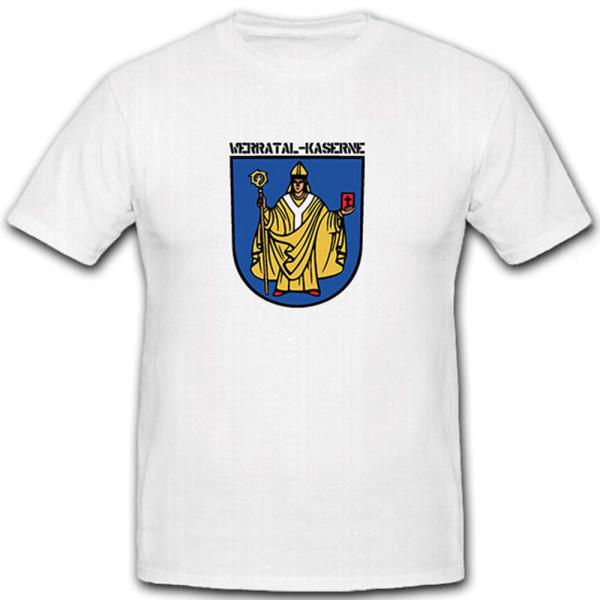 Werrtal Kaserne Bad Salzungen Wappen Bundeswehr Deutschland BRD - T Shirt #6955