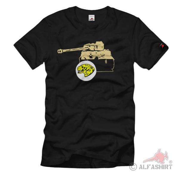 Heavy Tank Division sPzAbt 503 Feldherrnhalle Tiger Panzer Badge # 1263