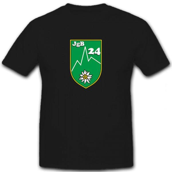 Jägerbataillon 24 JgB24 Austrain Army- T Shirt #5914