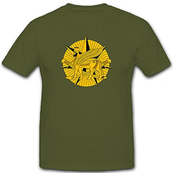 Multi Nation al Force Iraq MNF Multinational Troop Badge - T Shirt # 12478