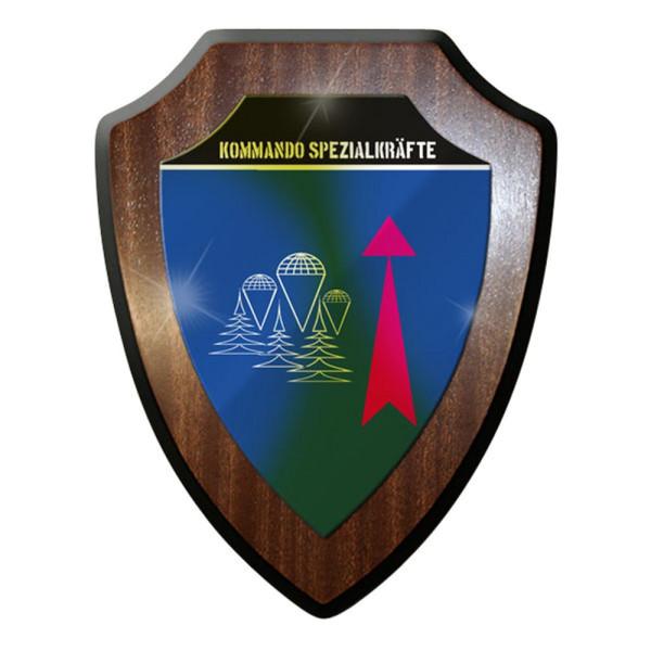 Wappenschild / Wandschild / Wappen - Bundeswehr Bw Bund Kommando #8394