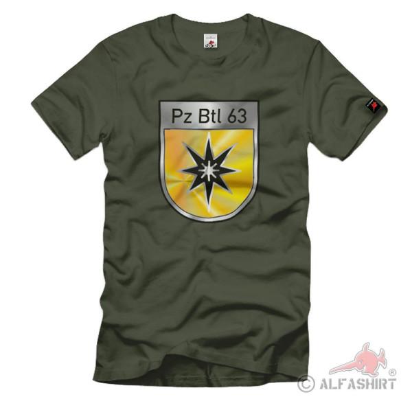 Arolen Leo Kpz Pzbtl Panzerbataillon 63 Reservist Bundeswehr - T Shirt #1339
