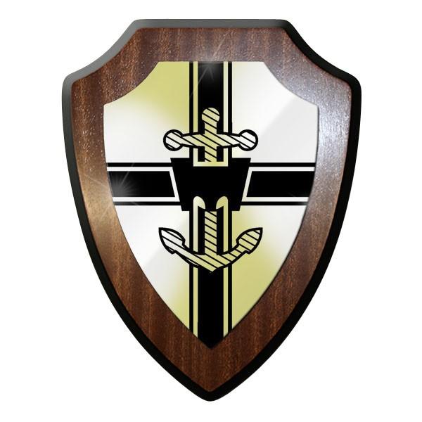 Wappenschild - PzPiKp 360 Panzer Pionier Kompanie Bund Abzeichen Emblem #11673