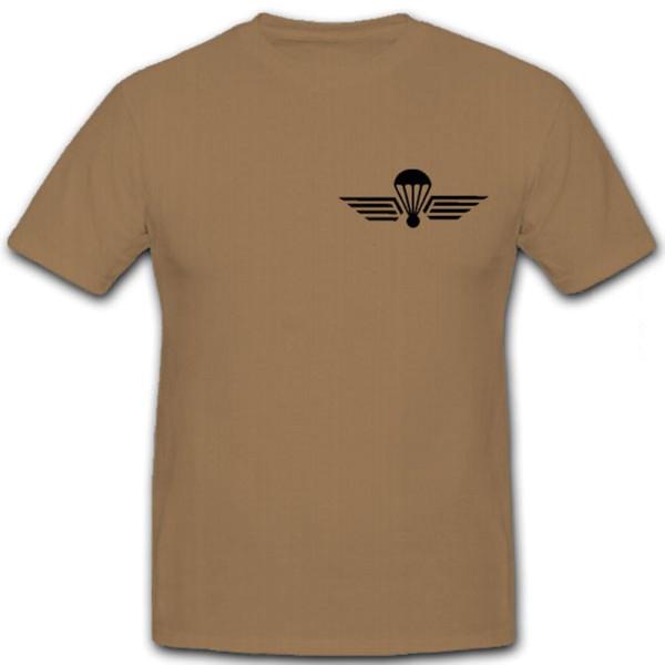 Swiss Parachutist Badge Para Wings Army - T Shirt # 12657