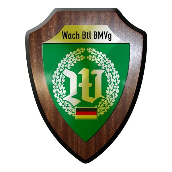 Wappenschild - Wachbataillon Bundesministerium der Verteidigung BMVg #9310