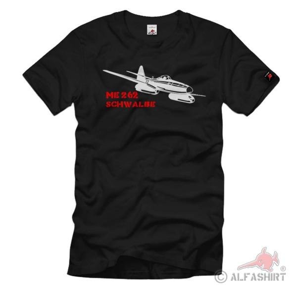 Sturmvogel Me 262 Schwalbe Luftwaffe Wh Airplane - T Shirt # 1043