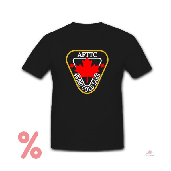 SALE Shirt Luftwaffe Afttc Tactical Training Zentrum Kanada - T Shirt #R182
