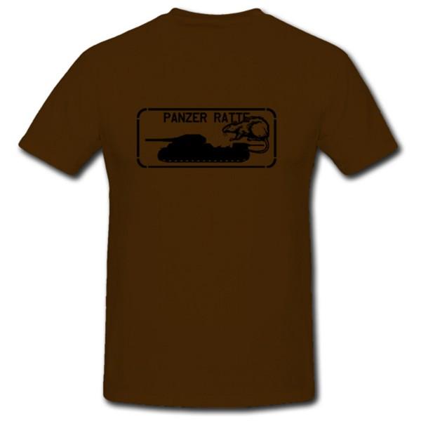 Panzer Ratte - Tshirt#1026