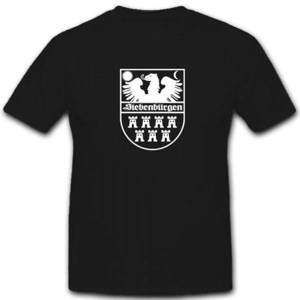 Siebenbürgen Wappen Transsilvanien Ardeal Abzeichen - T Shirt #4283