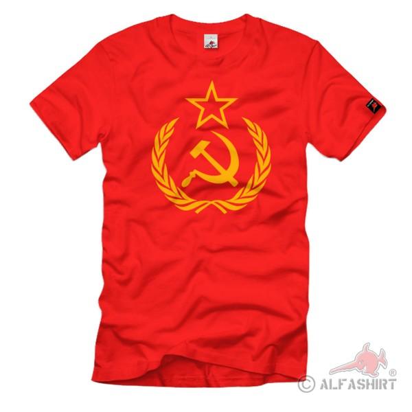 Sowjet Sowjetunion demokraten UdSSR Revolution T-Shirt #104