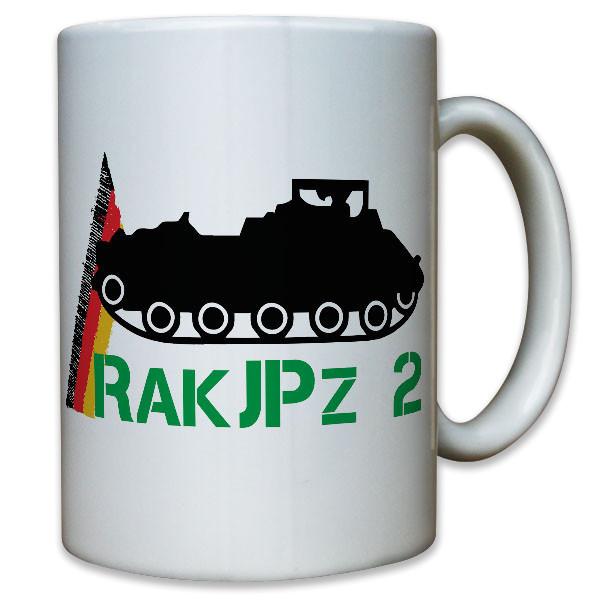 RakJPz 2 Rakete Jagdpanzer Panzer Panzerjäger Kompaie Bundeswehr - Tasse #10132