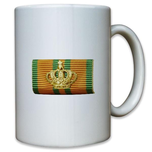 Ordensspange Hollandmarsch Gold Marschieren Soldaten Andenken - Tasse #10975