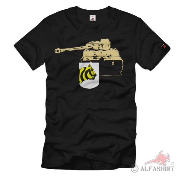 Spzabt 509 Schwere Panzer-Abteilung 509 WK Militär Wappen #1321