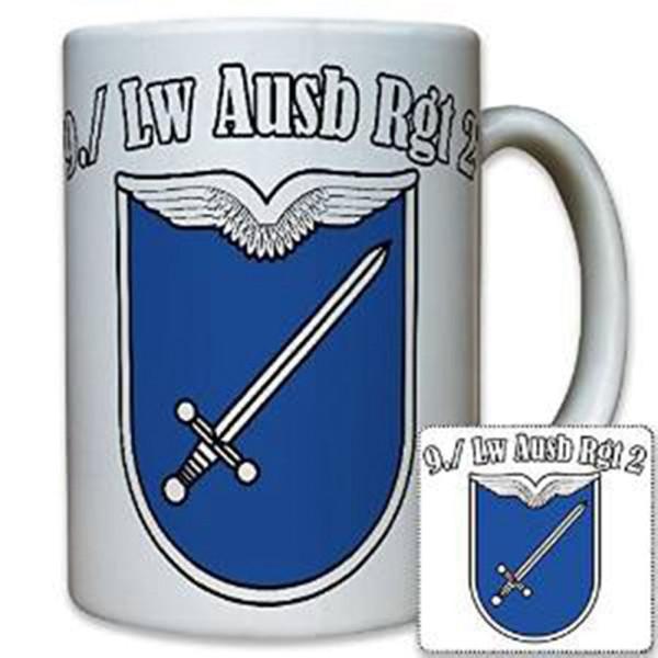 9. Luftwaffenausbildungsregiment Luftwaffe Ausbildung Regiment - Tasse #12263