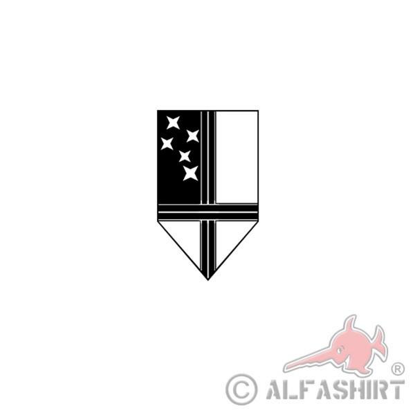 Kreuz des Südens Reichskolonialbund Wappen Afrika Kolonie Abzeichen 10x6cm#A4293