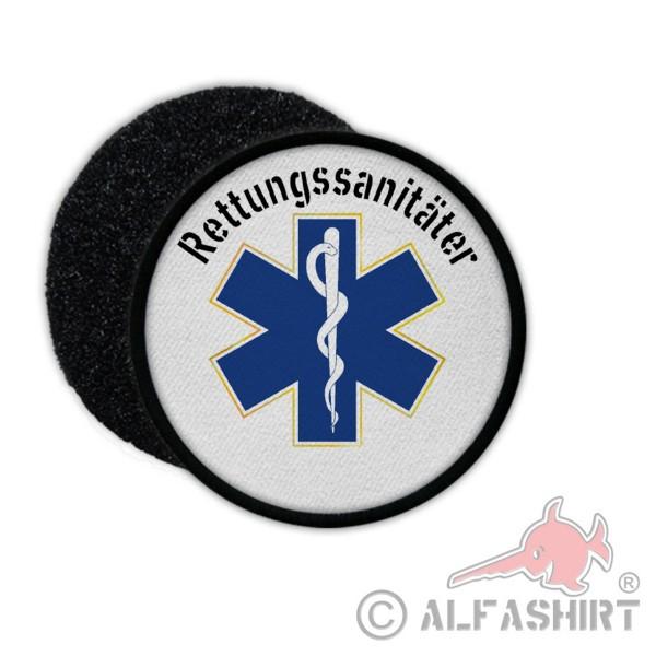 Patch Rettungssanitäter Typ2 Sanitäter Paramedic Mediziner RettSan #31381