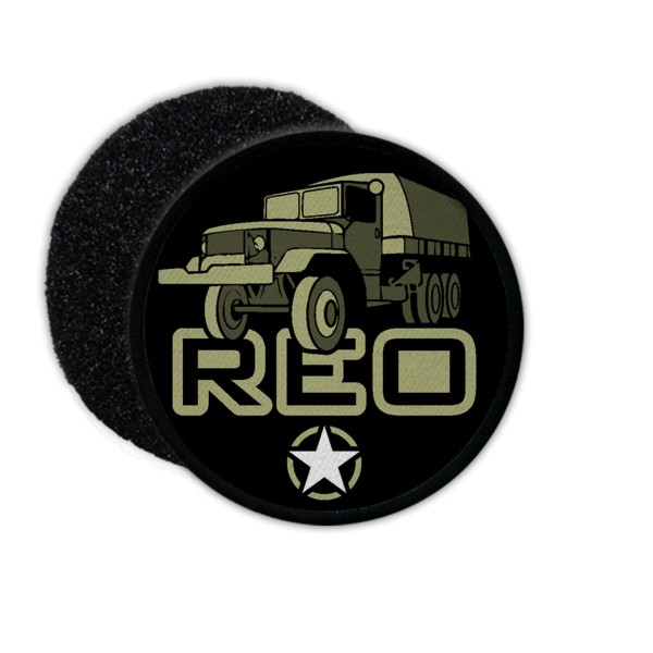 Patch REO M35 Truck US Army AM General M934 LKW 6x6 Patch # 35874
