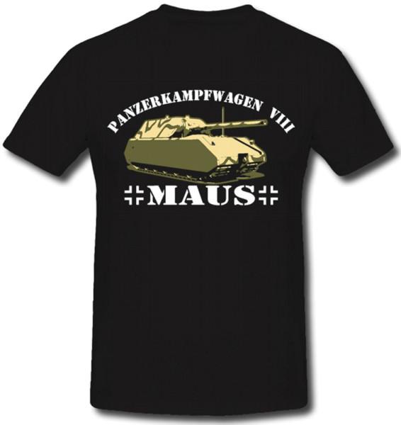 Wk Panzer Maus Wh Heer Panzerwagen VIII Bundeswehr Militär ##365