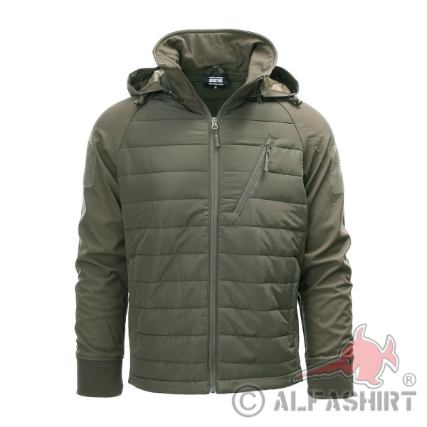Tactical Übergangs-Jacke Steppjacke stylisch Dupont Lost Place Outdoor #36342