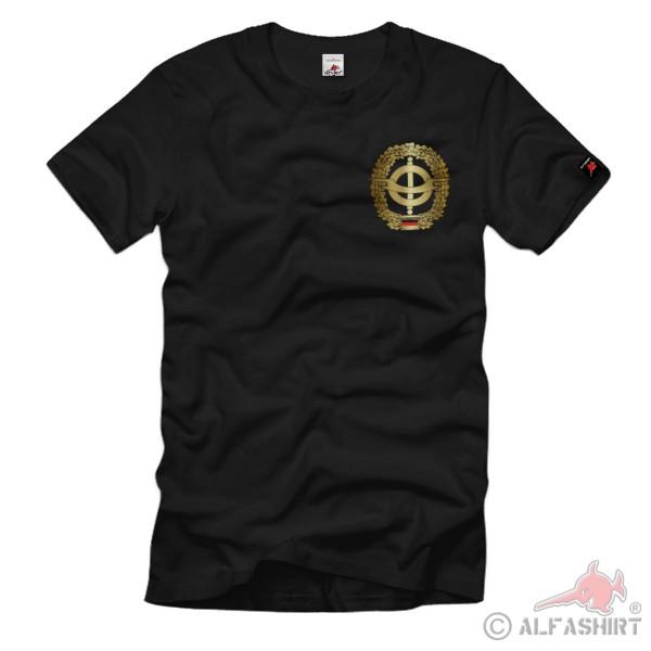 Brustabzeichen Nachschub Versorgung Logistiktruppe Transport - T Shirt #985